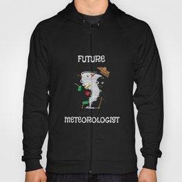 Funny Future Meteorologist Tornado & Hurricane Hoody