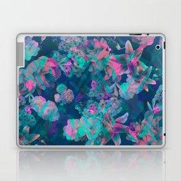 Geometric Floral Laptop & iPad Skin