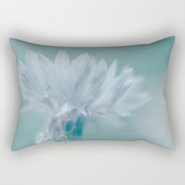 So Blue Rectangular Pillow