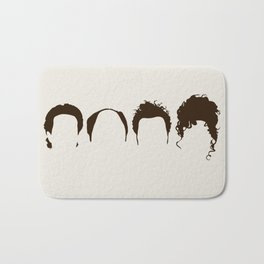 Seinfeld Hair Bath Mat