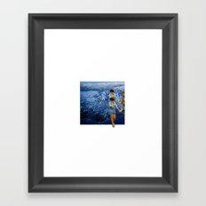 recess  Framed Art Print
