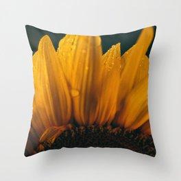 flower photography by eberhard grossgasteiger Throw Pillow