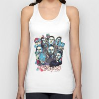 inside gaming Tank Tops featuring Inside Gaming by MikeRush