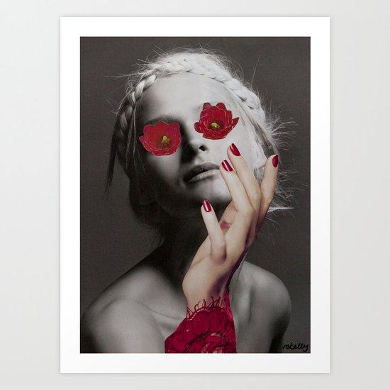 Poppy Seed Art Print