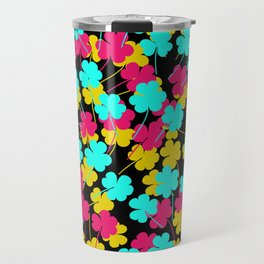 Lucky Clovers Travel Mug