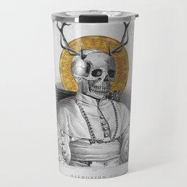 Pater Nostrum Travel Mug