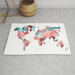 world map 72 Rug