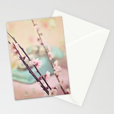 Spring is calling Stationery Cards