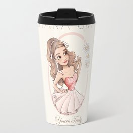 Yours Truly Travel Mug