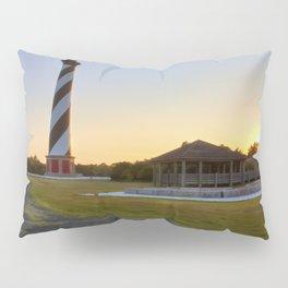 Cape Hatteras Lighthouse at Sunset Pillow Sham