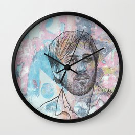 Dan Auerbach - King Of A One Horse Town Wall Clock