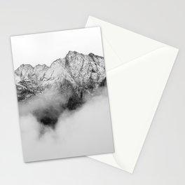 Peaks on the Mist Stationery Cards
