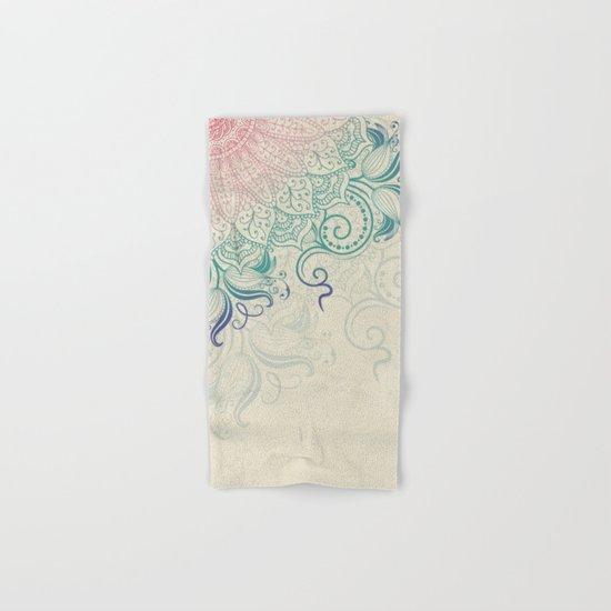 Mandala - Canvas Hand & Bath Towel