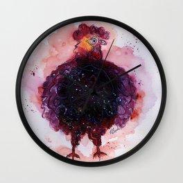 Polo Loco Wall Clock