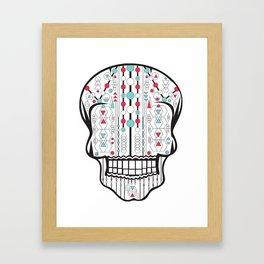 Skull #1 Framed Art Print