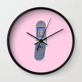 eye phone Wall Clock