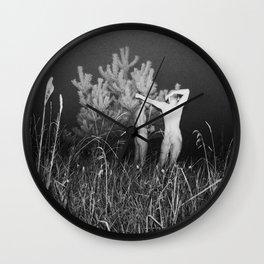 Misapprehension Wall Clock