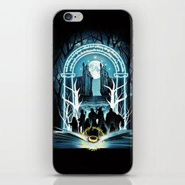 Magic Ring iPhone Skin