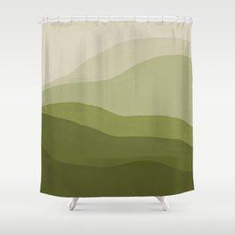 Forest Floors Shower Curtain