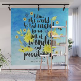Me Before You - Wonder and Possibility Wall Mural