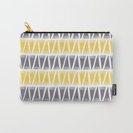 Tee Pee Primrose Yellow Carry-All Pouch