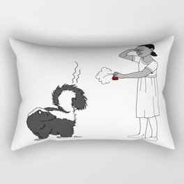 Danger Kids: Aromatherapy Rectangular Pillow