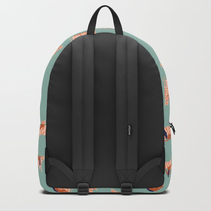 Tigers and girls Backpack