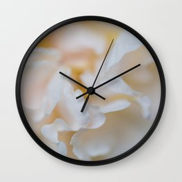 Rose - Flower Photography Wall Clock