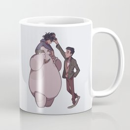 Live With Me Forever Now Coffee Mug