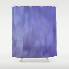 Fluffy Clouds Shower Curtain