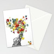 Happy Baby Elephant Stationery Cards