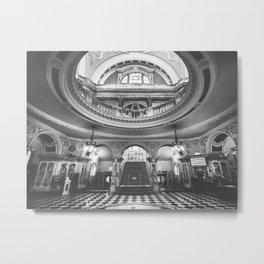 city hall Metal Print