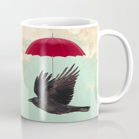 Raven Cover Mug