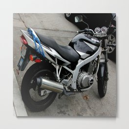 If You Knew Suzuki... Metal Print