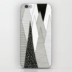 Stalagmites and Stalactites iPhone & iPod Skin