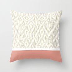 CUATRO Throw Pillow