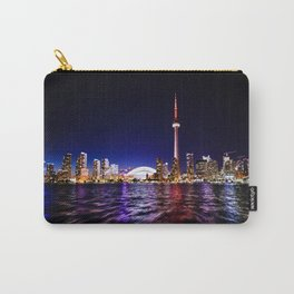 toronto city cn tower skydome Carry-All Pouch
