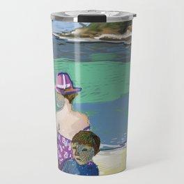 Esmeralda & Brood (Saw Sea Art Series) Travel Mug