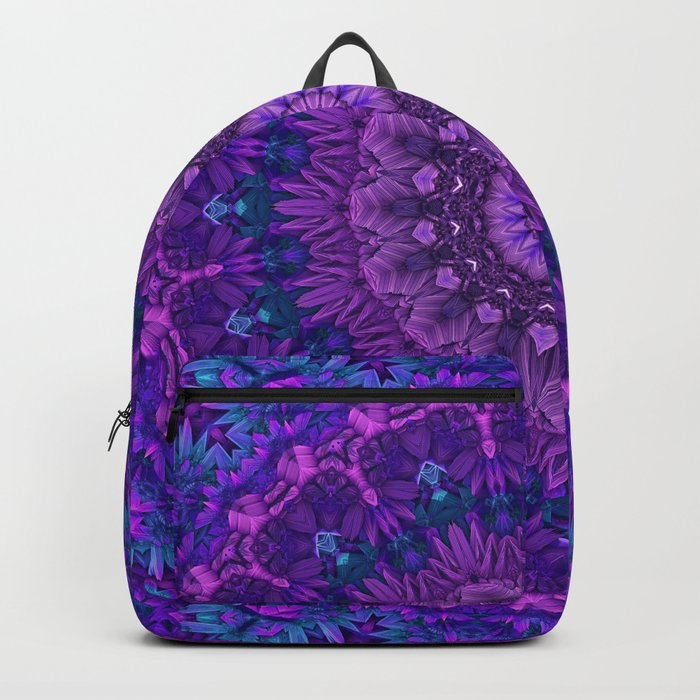 Harmony in Purple Backpack