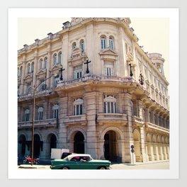 Viva La Cuba Art Print