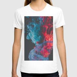 Crystal Ship Explodes T-shirt