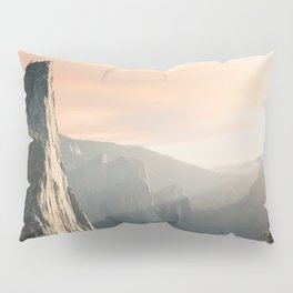 Mountains landscape 4 Pillow Sham