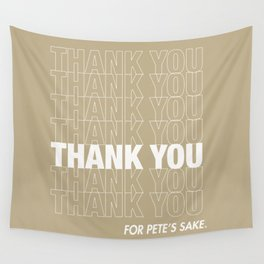 THANK YOU Wall Tapestry