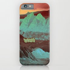 Greetings from a Strange Land iPhone 6s Slim Case