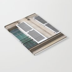 Parisian Flats Notebook