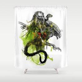AVP : Fury Shower Curtain