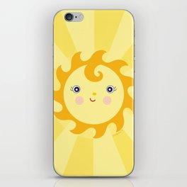 Sunny Sunshine iPhone Skin