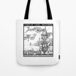 Songs of Elsewhere (Cover Detail for TVR Promo) Tote Bag