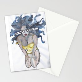 Grew Up Stationery Cards