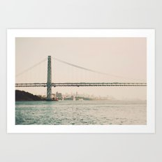Travelers and Dreamers Art Print